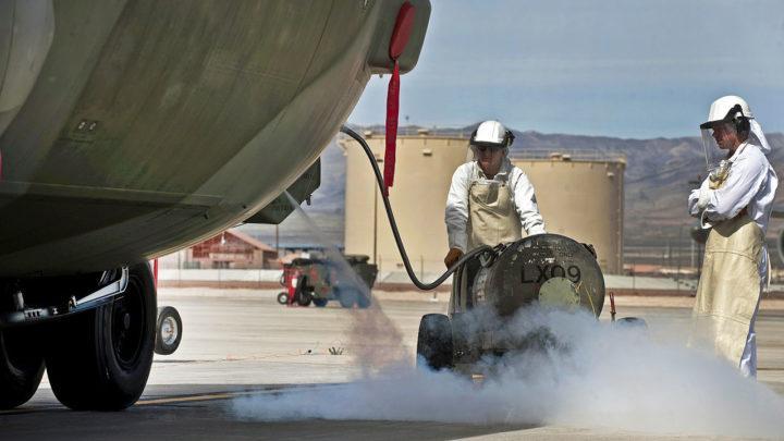Российские специалисты разработали экологически чистое ракетное топливо