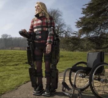 Контролируемые разумом  устройства могут помочь людям с травмой спинного мозга ходить
