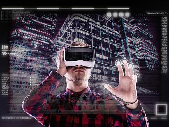 Открылась первая в России VR-лаборатория