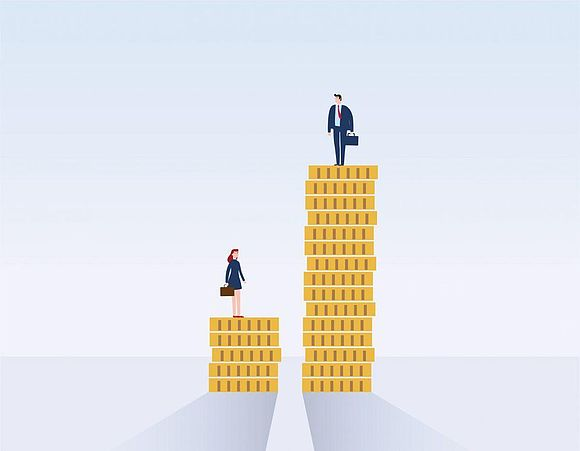 IT-гиганты еще не решили проблему гендерного разрыва в оплате труда