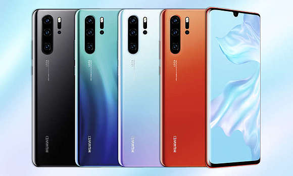 Спрос на новинки от Huawei в 3 раза выше прошлой модели