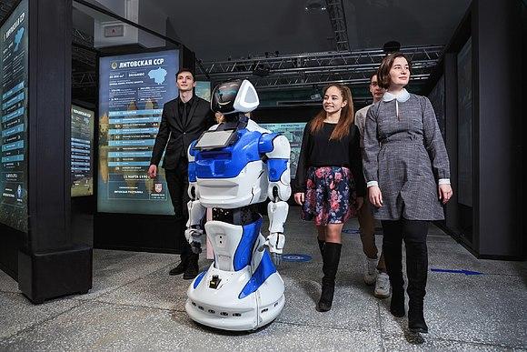 Российская компания поставит роботов в Саудовскую Аравию на $400 000
