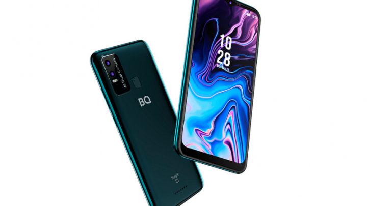 6630L Magic L получил самый большой экран среди всех смартфонов BQ