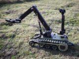 Турецкого робота-санитара показали на видео