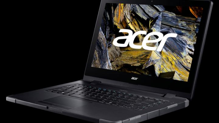 В Россию пришел защищенный ноутбук Acer ENDURO N3