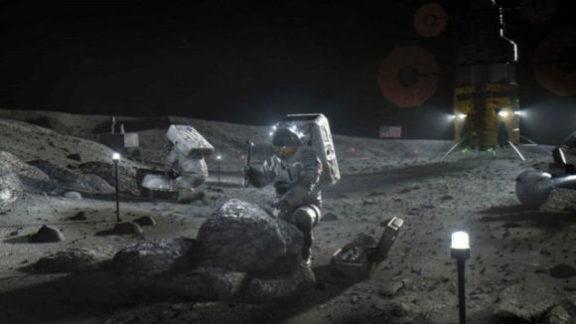 Чем заняться на Луне: в NASA сформулировали научные цели экспедиции
