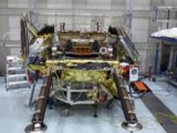 Марсоход Rosalind Franklin установили на платформу «Казачок»