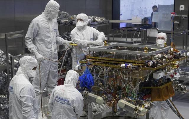 Марсоходу миссии ExoMars предстоят испытания в Италии перед отправкой на Байконур