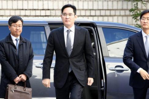 Samsung откладывает выбор нового главы компании