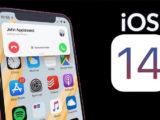 Более 80% смартфонов iPhone используют iOS 14