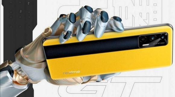 Представлен недорогой высокопроизводительный флагман realme GT на Snapdragon 888