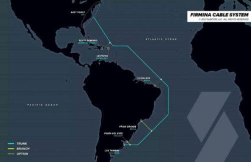 Google прокладывает подводный кабель Firmina между США и Латинской Америкой | Бизнес на Рынке ИТ