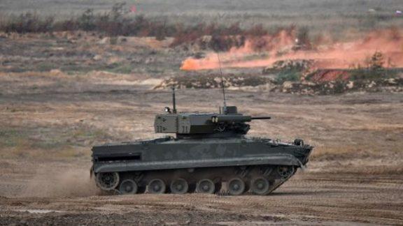 Defence24 назвало российский БМП Б-19 с модулем «Эпоха» незаметной революцией