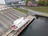 Российское безэкипажное судно «Пионер-М» спустили на воду