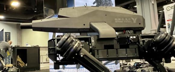 SPUR: робот, предсказанный «Чёрным зеркалом»