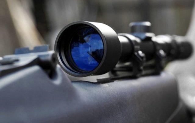 В США показали самоходную снайперскую винтовку
